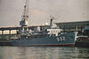 1986 to DATE - DEWA KUMBAR (932) - Hecla Class Hydrographic Survey Ship - 2945 tons - 79.0 x 15.4 - 1966 Yarrow Shipbuilders, Scotstoun - 14 knots - 05/66 HMS HYDRA, 1982 Falklands (hospital ship), 1986 to Indonesia as DEWA KUMBAR - still in service.