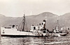 1933 - 1940 - GIOVANNI BERTA - Gunboat - 680 tons - 42.3 x 7.4 - 1924 Schiffs Untereweser, Lehe, No.209 as TRIGLIA (1924-33)(Trawler) - 2x3in. - 9 knots - 1933 to Italy, converted to Gunboat, 1940 Lybia Naval Command, 12/06/41 sunk by Royal Navy gunfire off Tobruk.