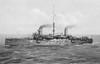 1901 to 1915 - GIUSEPPE GARIBALDI - Garibaldi Class Armoured Cruiser - 7972 tons - 111.8 x 18.3 - 1901 Cantieri Ansaldo, Genova - 1x254mm, 2x203mm, 14x152mm, 10x76mm, 6x47mm, 4TT - 20 knots - 18/07/15 torpedoed and sunk by Austrian submarine U4 off Cattaro - posted October 24th, 1918.