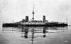 1895 to 1923 - SARDEGNA - Re Umberto Class Battleship - 13641 tons - 130.7 x 23.4 - 1895 Arsenale dt La Spezia - 4x343mm, 8x152mm, 20x57mm, 10x37mm, 5TT - 20 knots - 1911/12 Italo-Turkish War, 01/23 sold for breaking.