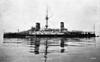 1895 to 1923 - SARDEGNA - Re Umberto Class Battleship - 13641 tons - 130.7 x 23.4 - 1895 Arsenale dt La Spezia - 4x343mm, 8x152mm, 20x57mm, 10x37mm, 5TT - 20 knots - 1911/12 Italo-Turkish War, 01/23 sold for breaking.