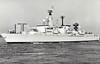 1986 to 2005 - JACOB VAN HEEMSKERK (F812) - Jacob van Heemskerk Class Frigate - 3750 tons - 130.0 x 14.5 - 1986 Royal Schelde Dockyard - Harpoon SSM, RIM66 SAM, Sea Sparrow SAM, 1x30mmCIWS, 2x20mm - 30 knots - 2005 to Chile as ALMIRANTE LATORRE (FFG14) - still in service.