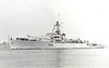 1949 to 1965 - ROTOITI (F625) - Loch Class Frigate - 1435 tons - 93.8 x 11.8 - 1944 Henry Robb & Co., Leith as HMS LOCH KATRINE - 1x4in., 4x40mm, 12x20mm, 2xSQUID ASM - 20 knots - 1946 decommissioned, 1949 to New Zealand as ROTOITI (F625), 1950 Korean War, 02/57 Christmas Island Nuclear Tests, 03/64 Training Ship. 08/65 decommissioned, 01/67 broken up at Hong Kong.