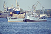 1981 to DATE - H-5 - H900 Class Harbour Tug - 218 tons - 25.6 x 6.8 - 1981 Poland - 11 knots - seen here at Gdynia, 05/08.
