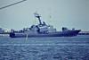 1988 to DATE - METALOWIEC (436) - Gornik (Tarnatul II) Class Corvette - 385 tons - 56.1 x 11.5 - 1988 River Shipyard No.341, Rybinsk - 1x76mm, 2x30mm, 2x2 SS-N-2C Styx SSM, SA-N-5 Grail SAM - 42 knots - seen here sailing from Gdynia, 05/08.