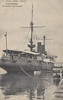1904 to 1929 - CATALUNA - Princesa de Asturias Armoured Cruiser - 6888 tons - 111.0 x 18.6 - 1904 Arsenal del Cartagena - 2x240mm, 8x140mm, 8x57mm, 10x37mm, 5TT - 20 knots - 1929 decommisioned, sold for breaking.
