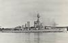 1921 to 1957 - DROTTNING VICTORIA - Sverige Class Coast Defence Ship - 7663 tons - 121.6 x 18.6 - 1921 Gotaverken, Gothenburg - 4x283mm, 8x152mm, 4x75mm, 2TT - 23 knots - 1957 decommissioned, 1959 sold for breaking.