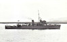 1947 to DATE - PHOSAMTON (415) - Algerine Class Minesweeper - 1100 tons - 69.0 x 10.8 - 1945 Redfern Construction Co., Canada - 1x4in., 4x40mm - 16.5 knots - 07/45 completed as HMS MINSTREL (J445), 10th Minesweeping Flotilla, 01/46 11th Minesweeping Flotilla, 02/47 to Reserve at Singapore, 04/47 to Thailand as PHOSAMTON, rearmed with USN 3in. gun, still in service.