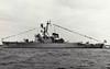 1972 to ???? - BERK (D358) - Berk Class Frigate - 1950 tons - 95.0 x 11.8 - 1972 Golcuk Naval Yard - 4x3in., 6TT, 1a/c - 25 knots - Turkish-built version of US Navy Claud Jones Destroyer Escort - decommisioned.