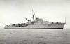 1956 to 1975 - ARAGUA (D31) - Nueva Esparta Class Destroyer - 3670 tons - 123.0 x 13.0 - 1956 Vickers Ltd., Barrow - 6x4,5in., 10x40mm, 2TT - 34 knots - Leader of Third Destroyer Flotilla - 1975 decommisioned, sunk as target.