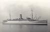 EMPIRE CLYDE - Pass/Cargo - 7432GRT/5000DWT - 130.2 x 16.0 - 1925 Cantieri Ansaldo San Giorgio, Muggiano, No.192 as LEONARDO DA VINCI (1925-43) - 11/02/41 captured at Kismayu by British, 1943 EMPIRE CLYDE (Hospital Ship) - 1948 MAINE - 04/54 broken up at Hong Kong.