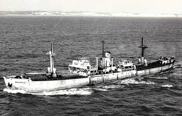 OCEAN TYPE SHIPS