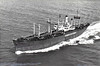 C2-S-AJ1 - 1944 to 1952 - NOONDAY - Cargo - 8258GRT/10755DWT - 139.9 x 19.2 - 1944 North Carolina Shipbuilding Corpn., Wilmington, NC, No.109 - 1952 FLYING ENTERPRISE II - 04/72 broken up at Kaohsiung.