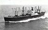 C2-S-AJ5 - 1946 to 1969 - AMERICAN TRAVELER - Cargo - 8228GRT/10497DWT - 139.9 x 19.2 - 1946 North Carolina Shipbuilding Corpn., Wilmington, NC, No.237 - 1969 AMERCREST - 04/72 broken up at Kaohsiung - seen here as AMERICAN TRAVELER (United States Lines).