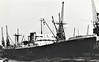 MOHAWK PARK - Cargo - 'North Sands' Type - 7128GRT/10330DWT - 134.6 x 17.4 - 1943 Burrard Shipbuilders, Vancouver, No.171 - 1944 FORT SPOKANE, 1951 LA ORILLA, 1952 ARIELLA - 1965 broken up at Trieste - seen here as FORT SPOKANE.