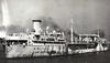 CAPTIOL REEF - T2-SE-A1 - 10448GRT/16613DWT - 159.6 x 20.7 - 1944 Kaiser Shipbuilding Corpn., Swan Island, No.113 - 1947 TOMOCYCLUS - 05/61 broken up at Dalmuir.