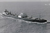 CELILO - T2-SE-A1 - 10448GRT/16613DWT - 159.6 x 20.7 - 1944 Kaiser Shipbuilding Corpn., Swan Island, No.50 - 1956 WORLD TRADE, 1960 lengthened & widened to 174.3 x 22.9, 12805GRT/21680DWT, converted to Bulk Carrier, named WORLD CITIZEN, 1969 ELEANOR - 10/77 broken up at Inchon - seen here as WORLD CITIZEN (LBR).