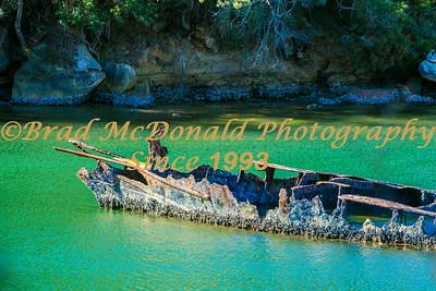 BRAD McDONALD SHIPWRECKS  SPC201607130185