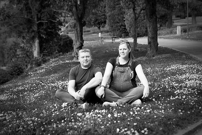 Carl en Natasja