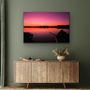 Sunset at Voyageurs