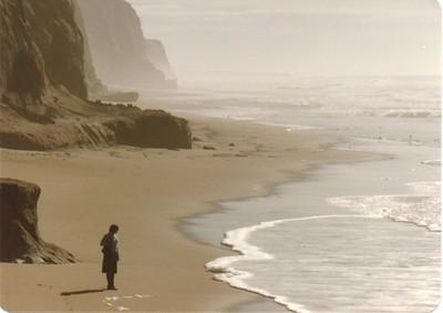San Gregorio Beach - 1