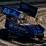 dirt track racing image - HFP_3411