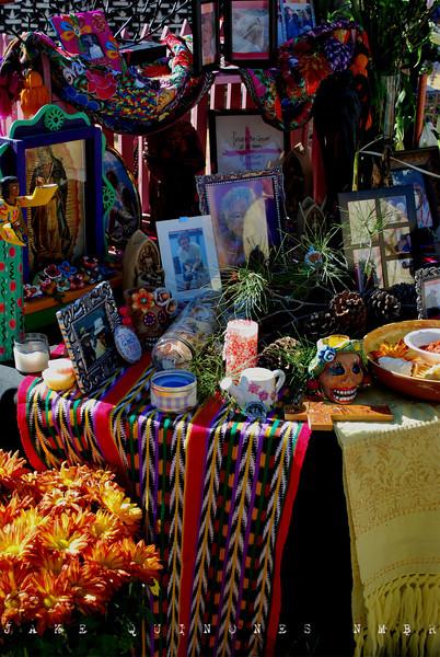 Dia de los Muertos - Mesilla NM