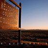 Colorado/New Mexico Border near Antonito CO