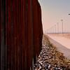 US/Mexican Border at Columbus NM