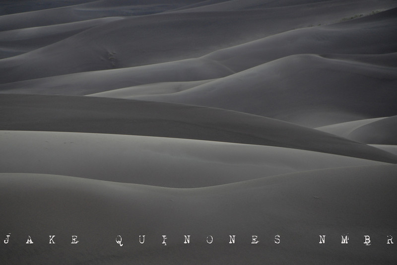 Great Sand Dunes National Park CO