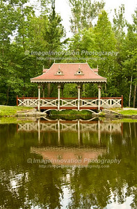 PETERBOROUGH, ONTARIO, CANADA Pagoda bridge [jackson_1058]