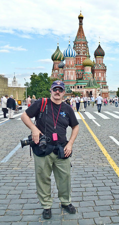 Randy Soard - Moscow Russia