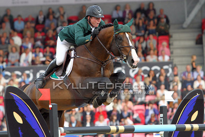 Shane Sweetnam & Amaretto D´Arco