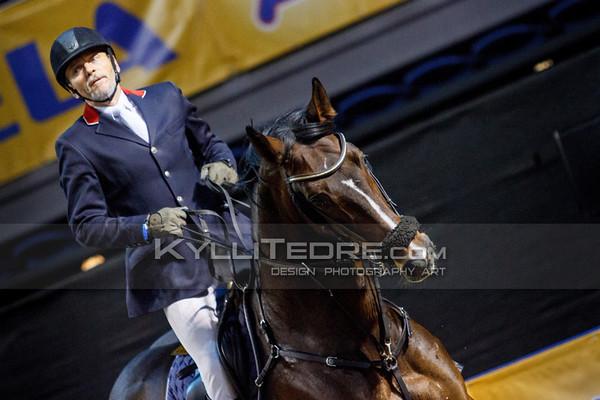 Zigmantas SARKA - ASTER @ Tallinn International Horse Show 2014, 130-135 cm open class on Friday, presented by Tere Kššk. Foto: Kylli Tedre / www.kyllitedre.com