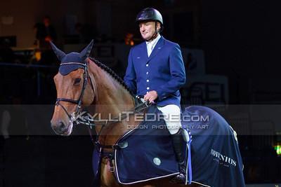 Vladimir BELETSKIY - ROCKETMAN 2 @ Tallinn International Horse Show 2014, Friday 140 cm presented by Borenius. Foto: Kylli Tedre / www.kyllitedre.com
