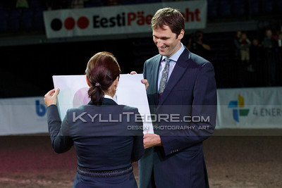 Monika Sehver, Aivar Taro @ Tallinn International Horse Show 2014, Friday 140 cm presented by Borenius. Foto: Kylli Tedre / www.kyllitedre.com