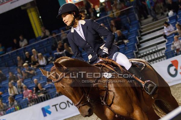 Merilin Pullerits - CALIMERA Z @ Tallinn International Horse Show 2014 harrastajate parkuur, 100 cm. Foto: Kylli Tedre / www.kyllitedre.com