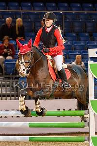 Kaia Loviisa Kink - MAHDI F @ Tallinn International Horse Show 2014 ponide parkuur, 110 cm. Foto: Kylli Tedre / www.kyllitedre.com