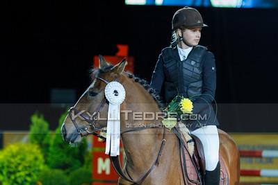 Betti Buht - VIP @ Tallinn International Horse Show 2014 ponide parkuur, 110 cm. Foto: Kylli Tedre / www.kyllitedre.com