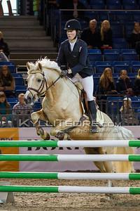 Kati Raidma - RALF @ Tallinn International Horse Show 2014 ponide parkuur, 110 cm. Foto: Kylli Tedre / www.kyllitedre.com