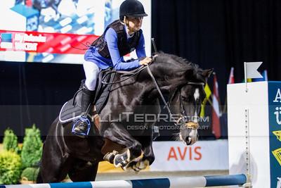 My Relander - VINCENT @ Tallinn International Horse Show 2014 ponide parkuur, 110 cm. Foto: Kylli Tedre / www.kyllitedre.com