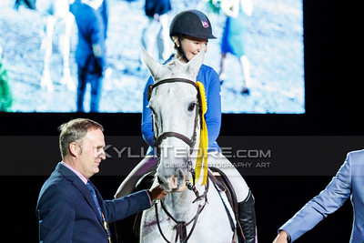 Janette KYYRI€INEN - ULRIDA @ Tallinn International Horse Show 2014, Young riders on Friday, presented by G4S. Foto: Kylli Tedre / www.kyllitedre.com