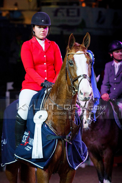 Katrin PILL - ADOLF @ Tallinn International Horse Show 2014, 135 cm open class on Saturday, presented by 4 Energia. Foto: Kylli Tedre / www.kyllitedre.com