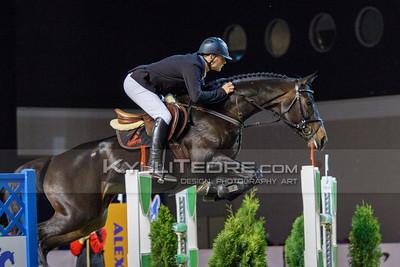 Matas PETRAITIS - SOLI DEO GLORIJA @ Tallinn International Horse Show 2014, Saturday 145 cm. Foto: Kylli Tedre / www.kyllitedre.com