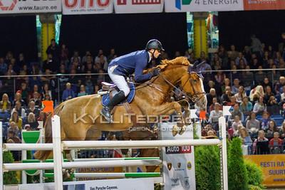 Vital DZIUNDZIKAU - CARIMBO @ Tallinn International Horse Show 2014, Saturday 145 cm. Foto: Kylli Tedre / www.kyllitedre.com