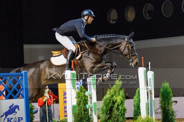 Tiit KIVISILD - CORSICA @ Tallinn International Horse Show 2014, Saturday 145 cm. Foto: Kylli Tedre / www.kyllitedre.com