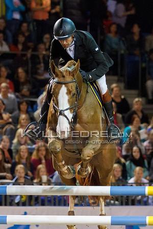 Rein PILL - A BROK @ Tallinn International Horse Show 2014, Saturday 145 cm. Foto: Kylli Tedre / www.kyllitedre.com
