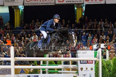 Kullo KENDER - SAN ANTONIO @ Tallinn International Horse Show 2014, Saturday 145 cm. Foto: Kylli Tedre / www.kyllitedre.com