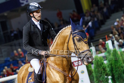 Paul-Richard ARGUS - OPAAL @ Tallinn International Horse Show 2014, Saturday 145 cm. Foto: Kylli Tedre / www.kyllitedre.com