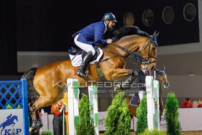 Vladimir BELETSKIY - GRIFFONE @ Tallinn International Horse Show 2014, Saturday 145 cm. Foto: Kylli Tedre / www.kyllitedre.com